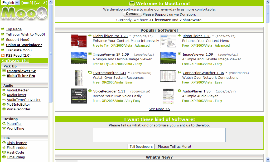 Full Moo0 Magnifier screenshot