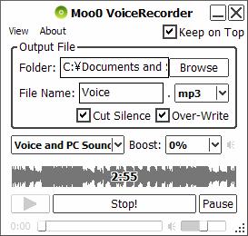 inspelningsprogram gratis download